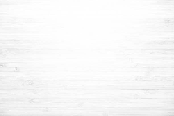 White wood panel texture background 스톡 사진