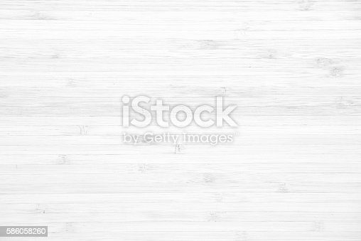 istock White wood panel texture background 586058260