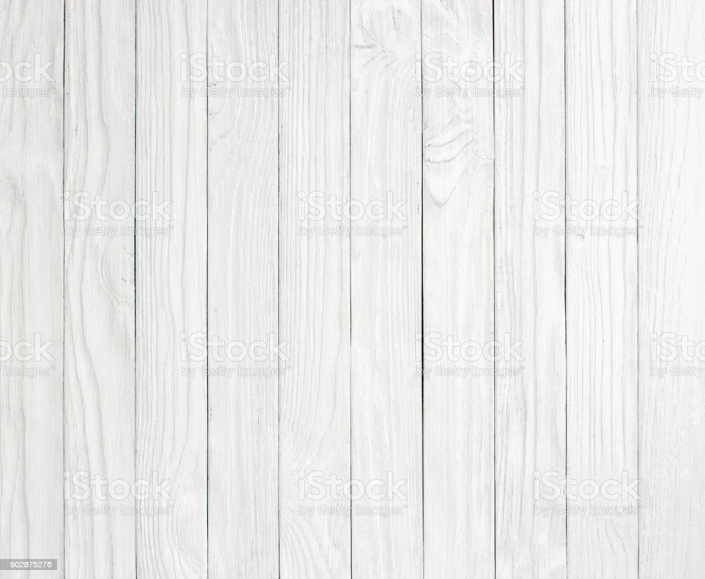 White Wood Plank As Texture And Background Royalty Free Stock Photo