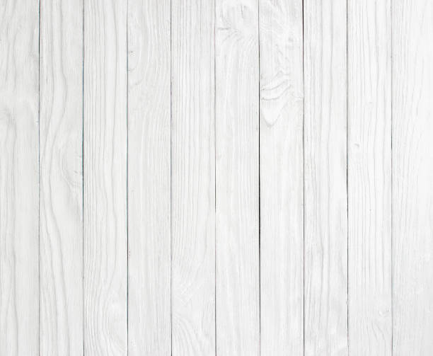 White wood plank as texture and background white pine wood plank texture and background whitewashed stock pictures, royalty-free photos & images