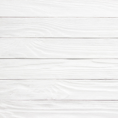 White Wood Plank As Texture And Background Stock Photo Download Image Now Istock