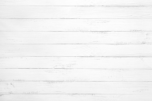 Photo libre de droit de Fond De Planche De Bois Blanc banque d'images et plus d'images libres de droit de Abstrait