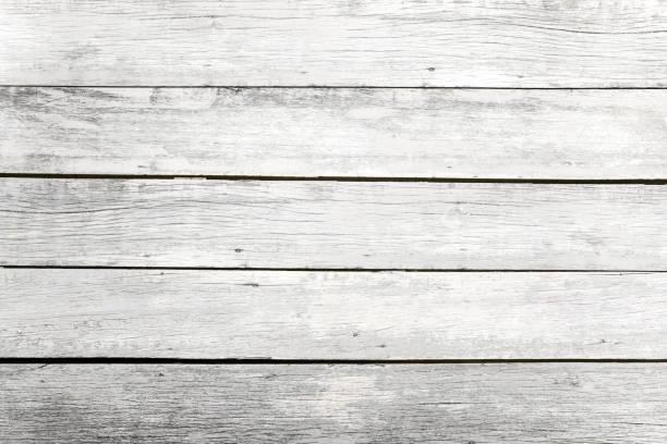 weiße Holzdiebe Hintergrund – Foto