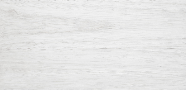 White wood surface natural texture background