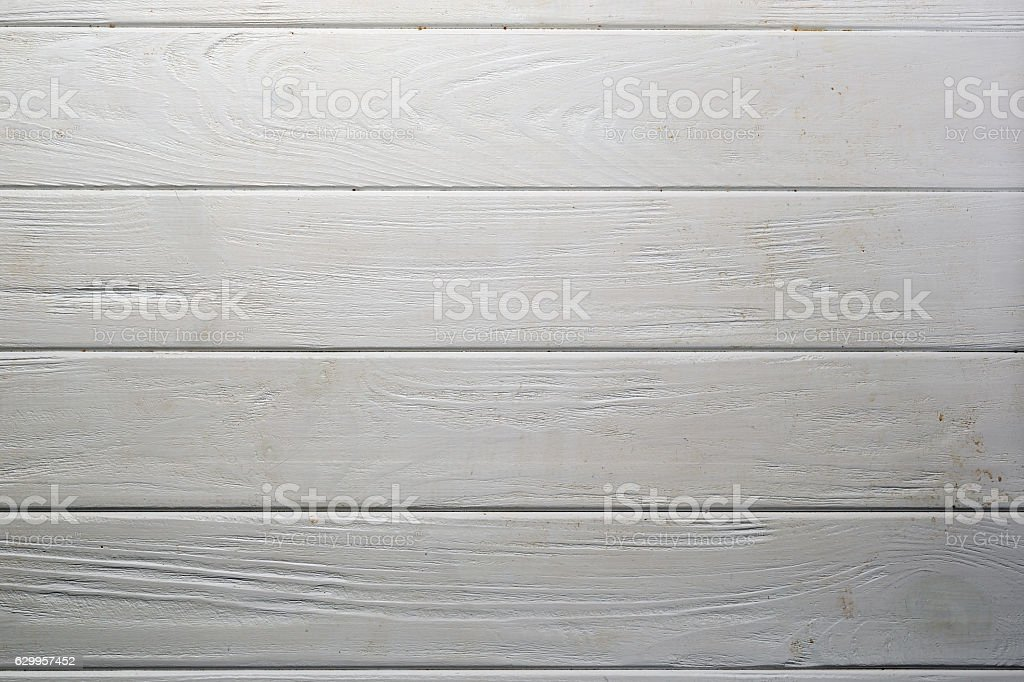 White wood table. Close up royalty-free stock photo