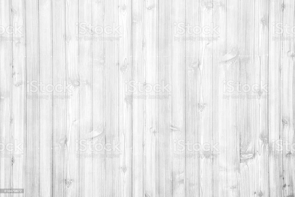 White wood texture pattern background stock photo