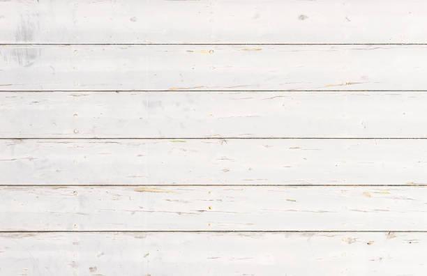 texture en bois blanc - Photo