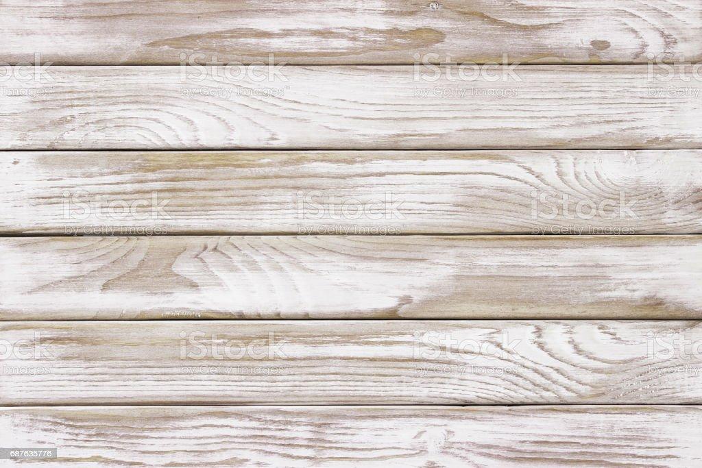 Weiße Holz Wand Alten Vintage Mit Klassischen Hintergrund Stock ...