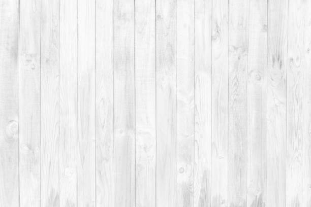 white wood wall texture and backgroud - wall foto e immagini stock