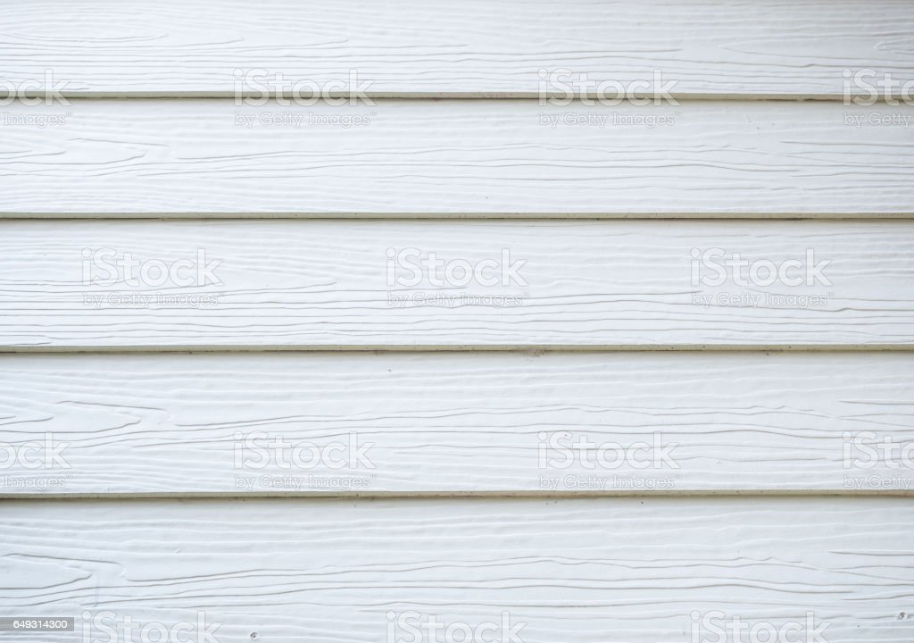 White Wood Wall Texture Background Stock Photo   Download Image Now
