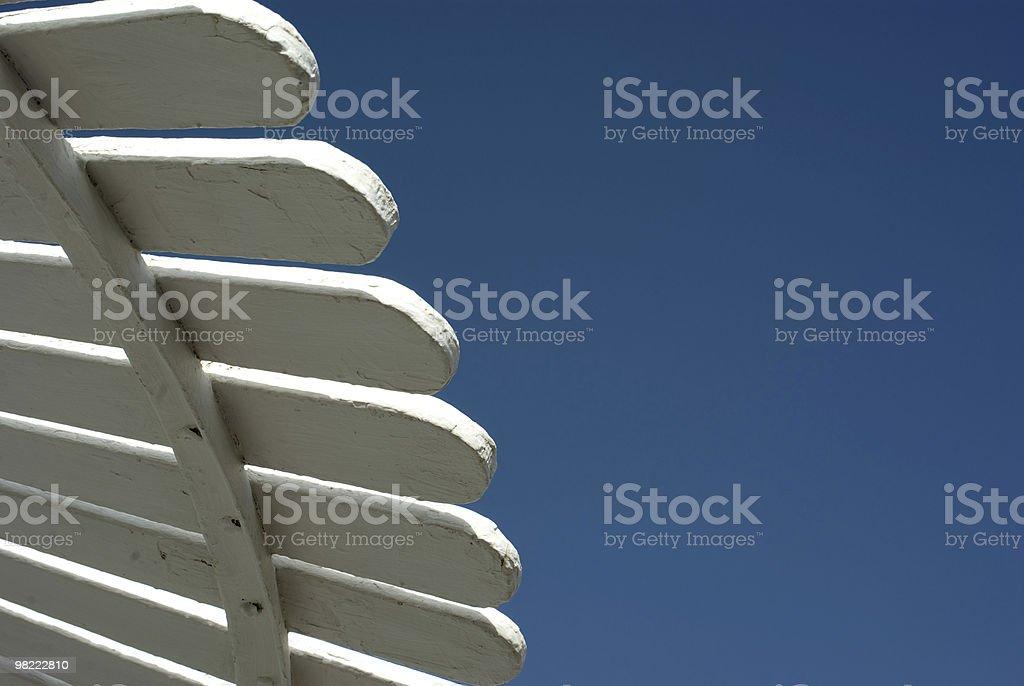 인명별 압살했다 간판 및 blue sky royalty-free 스톡 사진