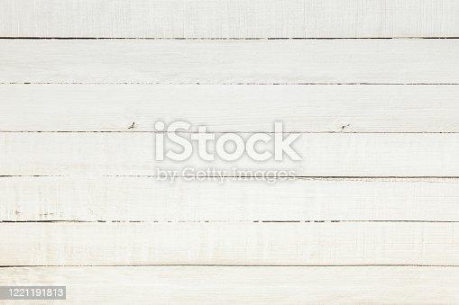 643874908 istock photo White wooden background 1221191813
