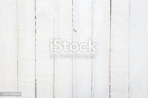 643874908 istock photo White wooden background 1221192026
