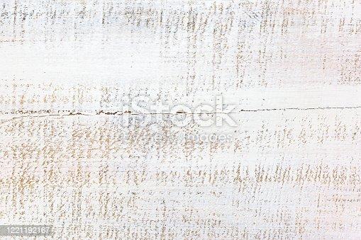 643874908 istock photo White wooden background 1221192167