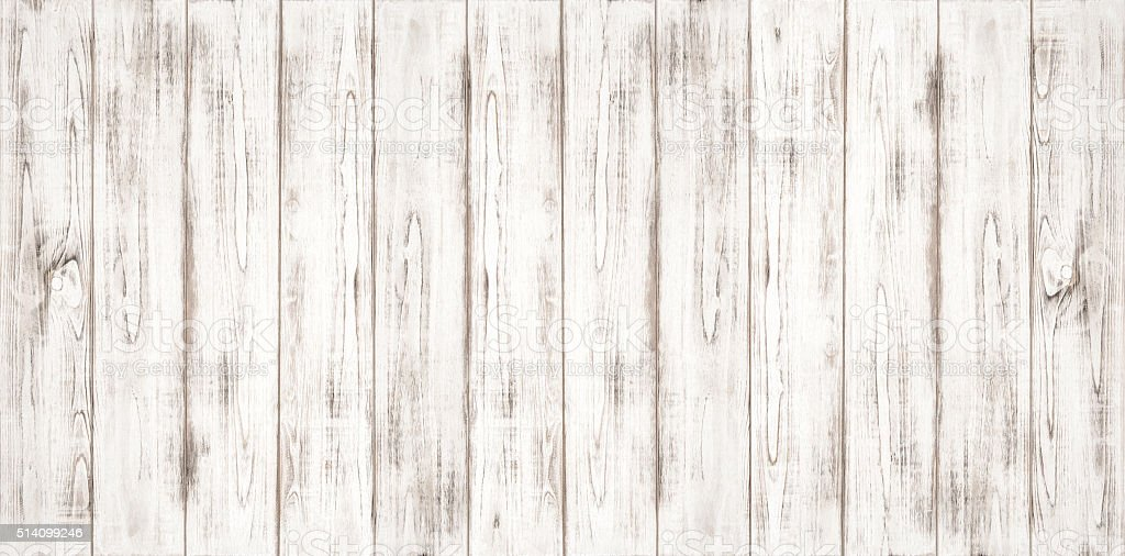 White wooden background texture natural pattern stock photo