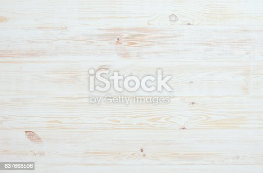 istock White, wooden floor texture. Background with visible 637668596