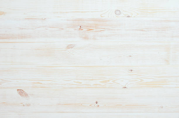 White, wooden floor texture. Background with visible stock photo