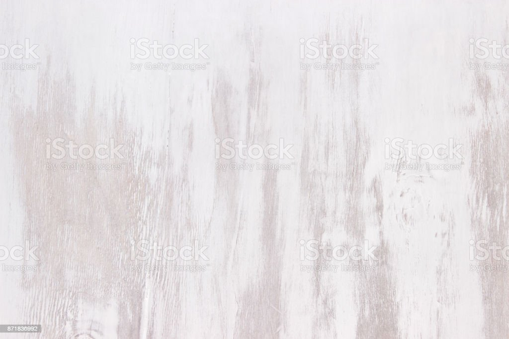 white wooden plank texture, light natural background stock photo