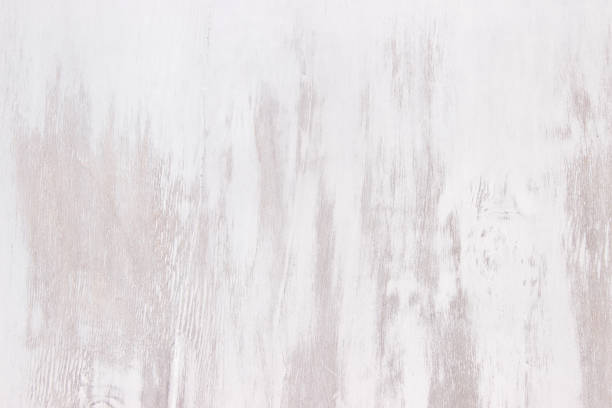 white wooden plank texture, light natural background - whitewashed stock photos and pictures