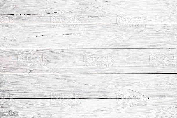 White wooden table background. High resolution texture taken with Canon 5D mkIII