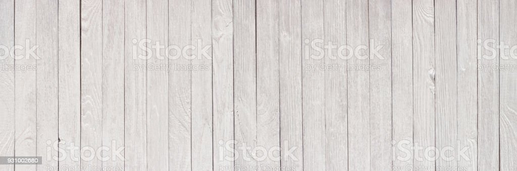 White Wooden Texture As A Background Panorama In High Resolution Royalty Free Stock Photo