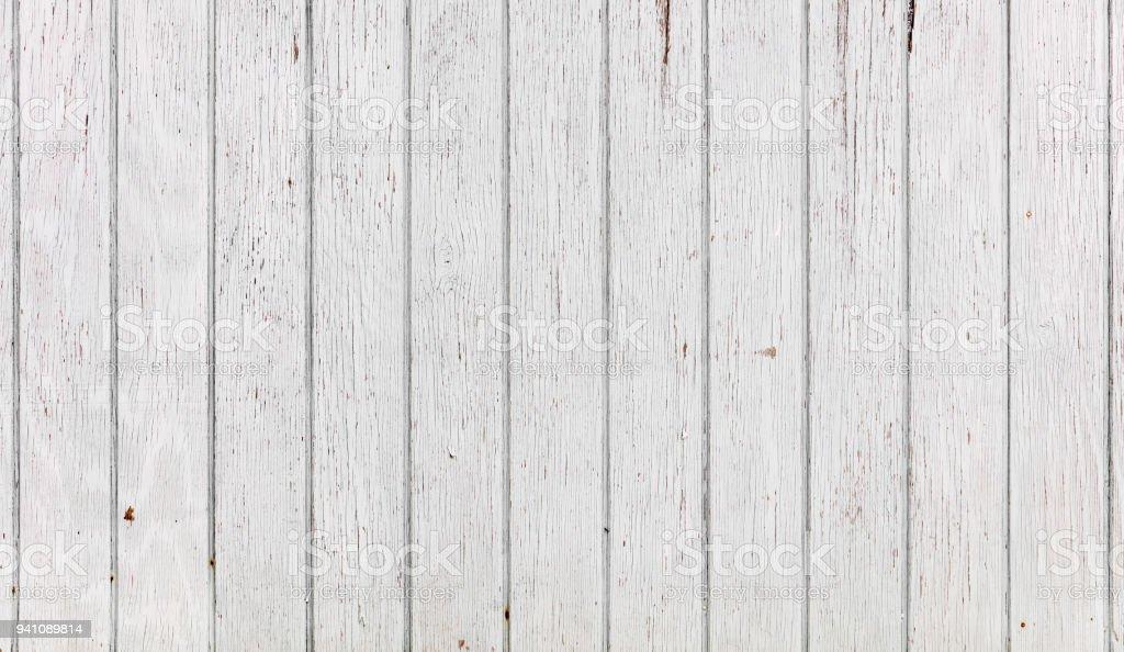 Verwonderlijk Witte Houten Muur Planken Oude Witte Rustieke Houten Achtergrond WS-52
