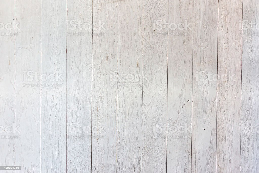 white wooden wall texture background stock photo
