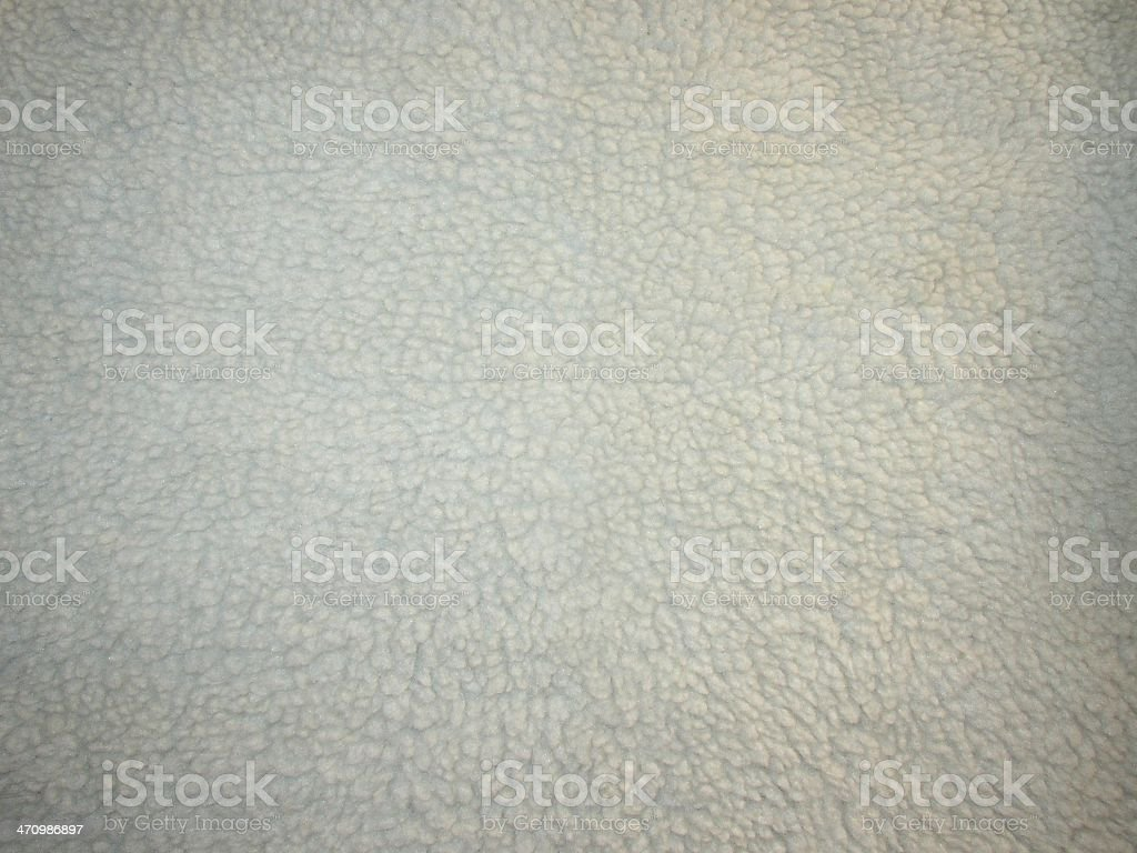 white wooly textured background royalty-free stock photo
