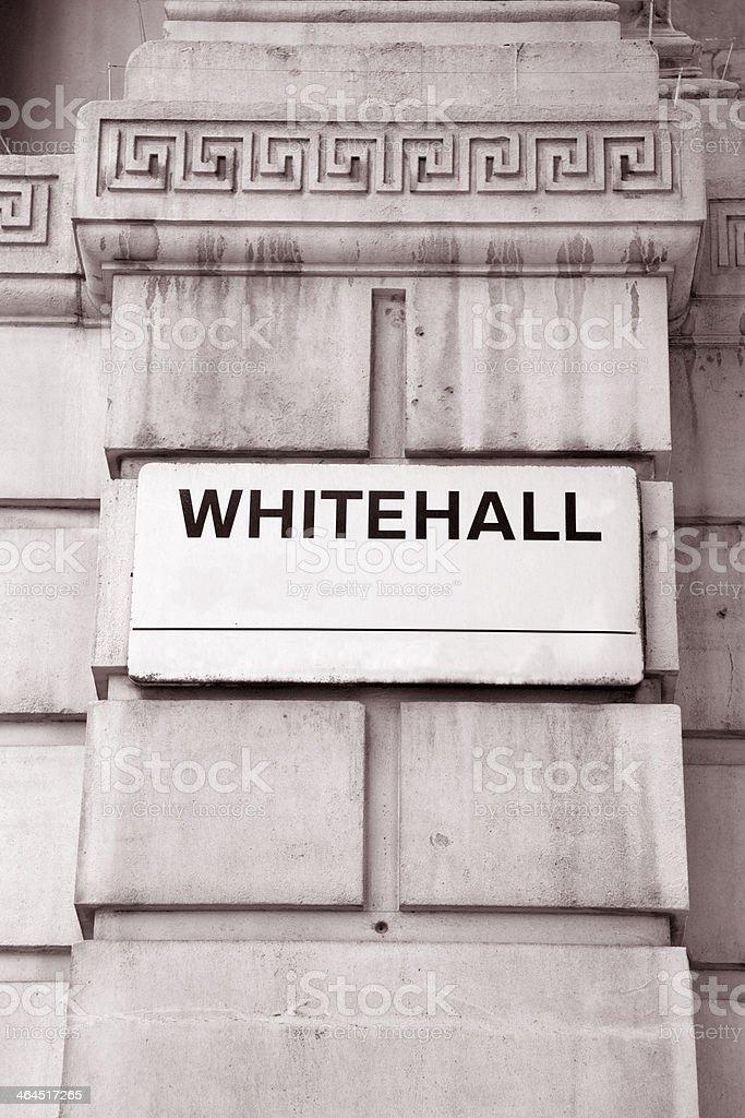 Whitehall -, London – Foto
