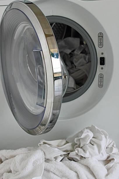 Weiße waschen – Foto