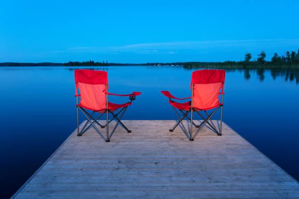 Whiteshell Provincial Park Manitoba Canada stock photo