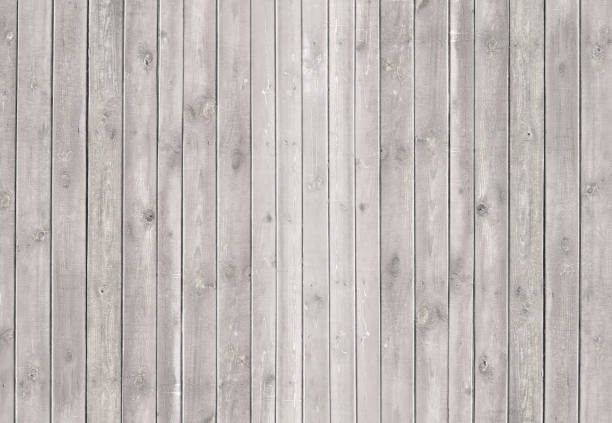 whitewash rustic wooden planks  textured background - whitewashed stock photos and pictures