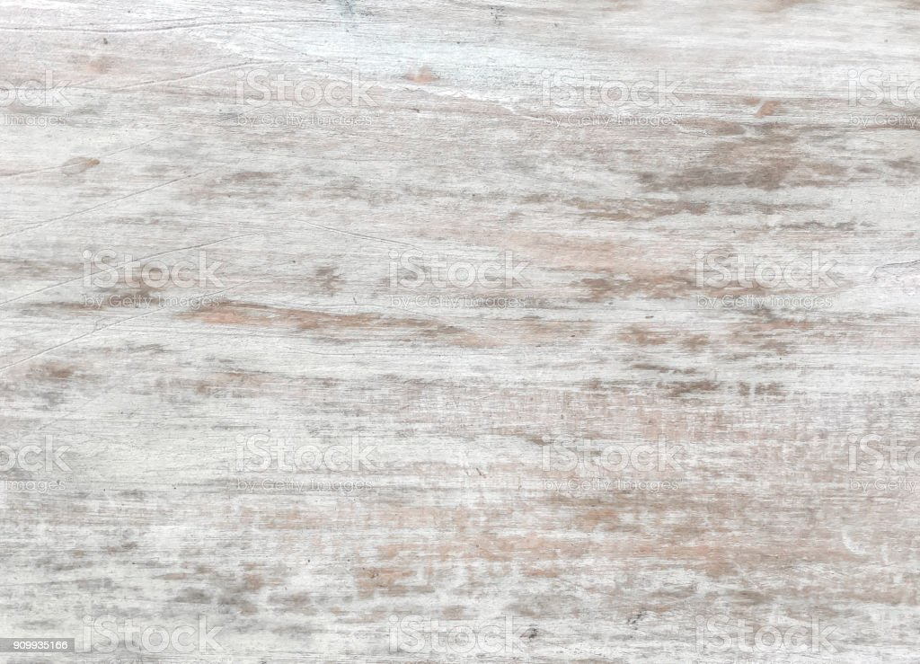 Whitewashed timber background stock photo