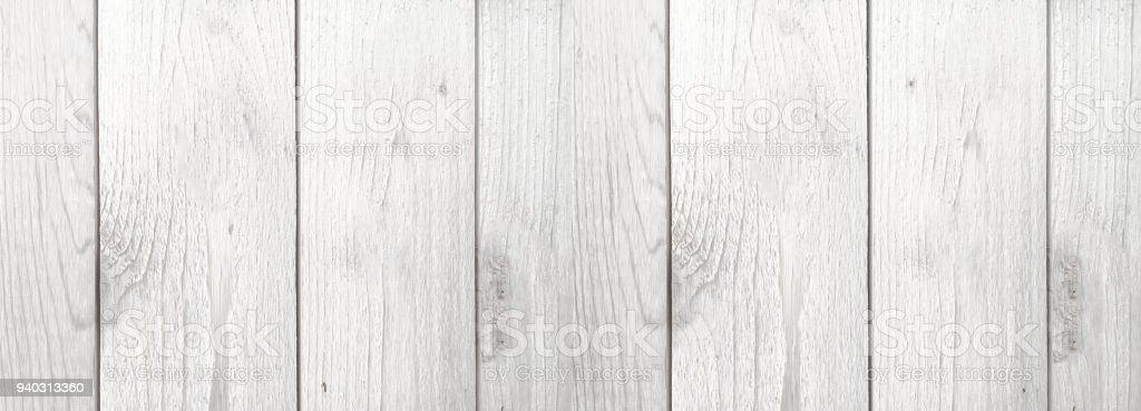 Whitewashed Wood Background Royalty Free Stock Photo