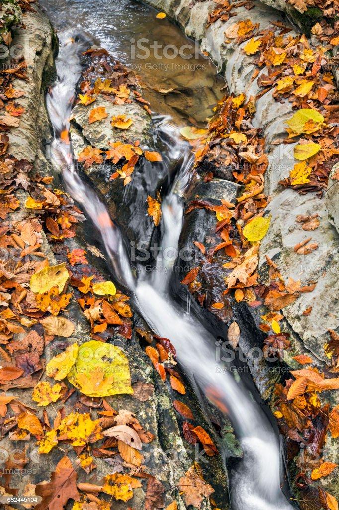 Whitewater Channel foto de stock libre de derechos