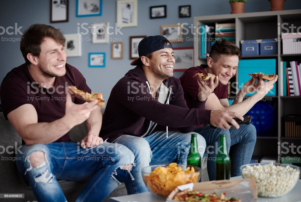 Who does not love pizza – Foto