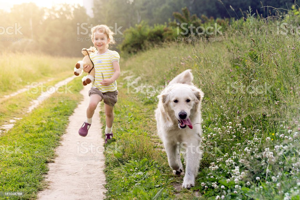 Who is faster? royalty-free stock photo