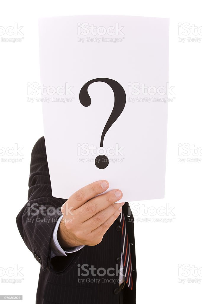 who is this businessman royalty-free stock photo