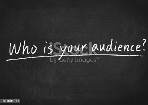 istock who is your audience 691694274