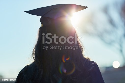 istock Who knows what the future holds 869673950