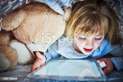 istock Who needs sleep when there's so much fun to have? 1098186648