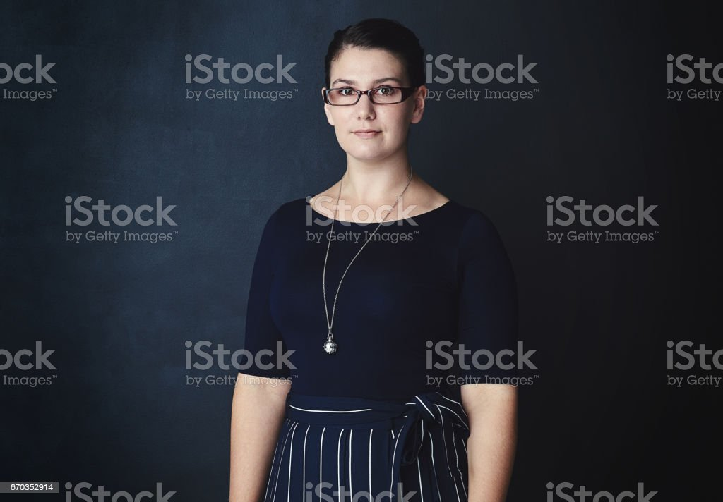Who would aspire to be second best anyway? stock photo