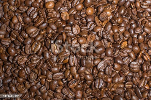 istock Whole Coffee Beans 812606282