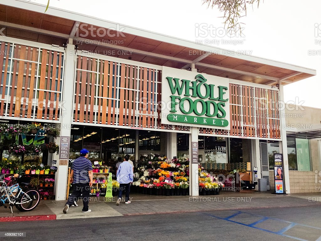 Whole Foods Market, VEnice, California – Foto