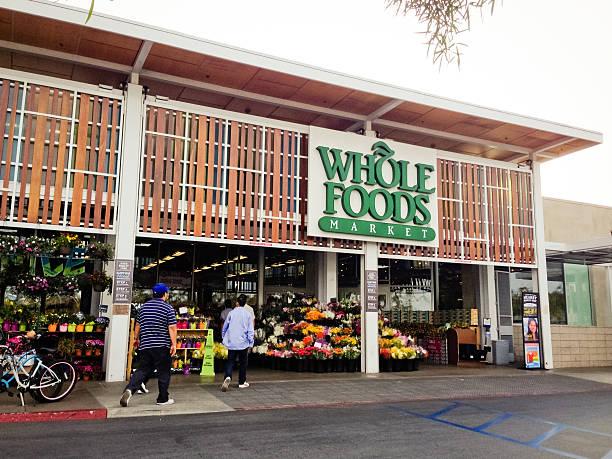 Whole Foods Market, VEnice, California – Foto