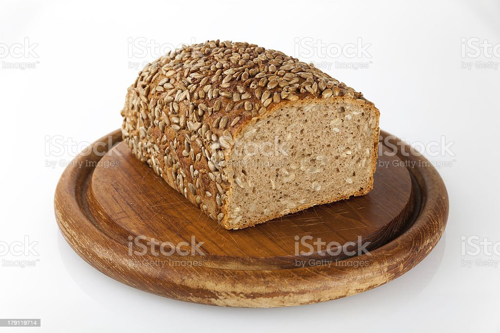 Whole Grain Bread royalty-free stock photo
