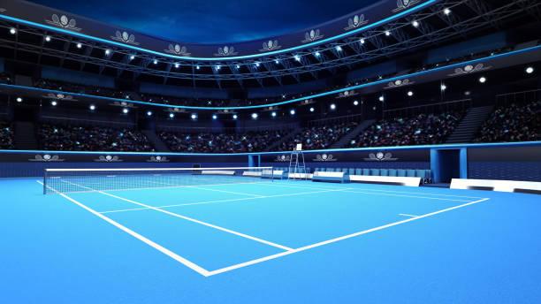 tenis todo desde la perspectiva del jugador - tenis fotografías e imágenes de stock