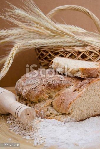 istock whole wheat homemade bread 177172612