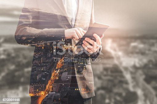 611747524istockphoto Whole world in one tap 670564446