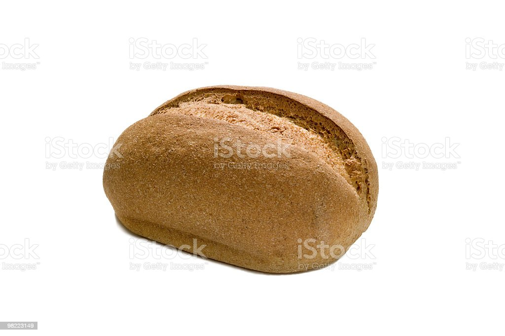 Wholemeal bread to kamut royalty-free stock photo